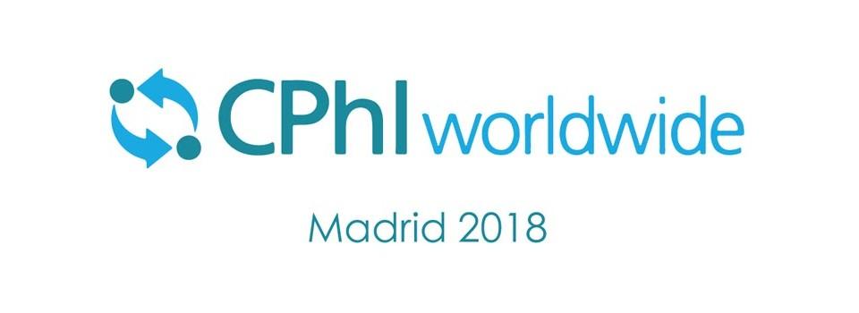 CPhI Madrid 2018