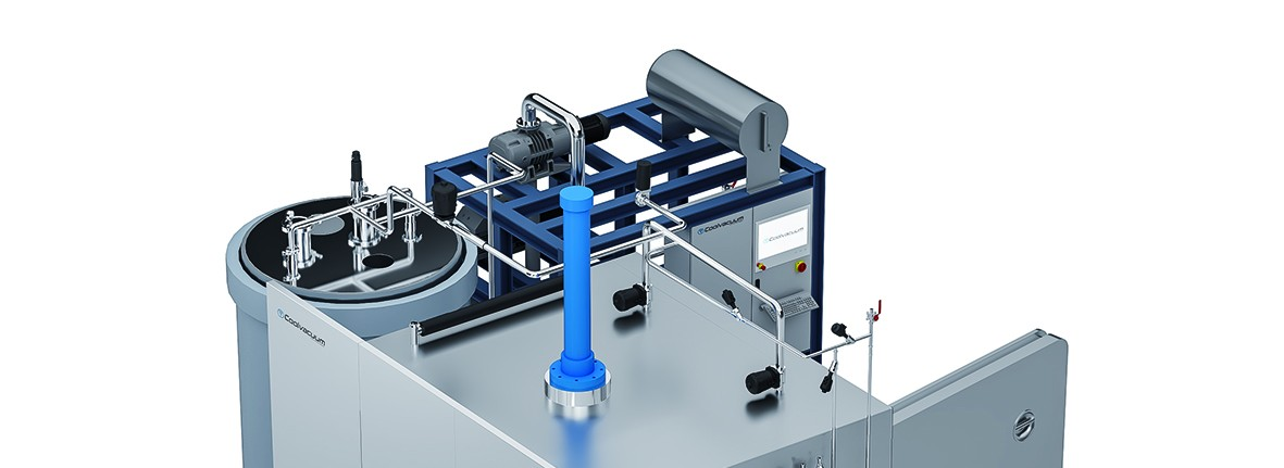Coolvacuum presents equipment for large-scale productive lyophilization in GMP environments