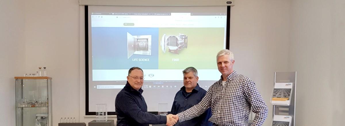 Acuerdo entre Coolvacuum y Motos Engineering