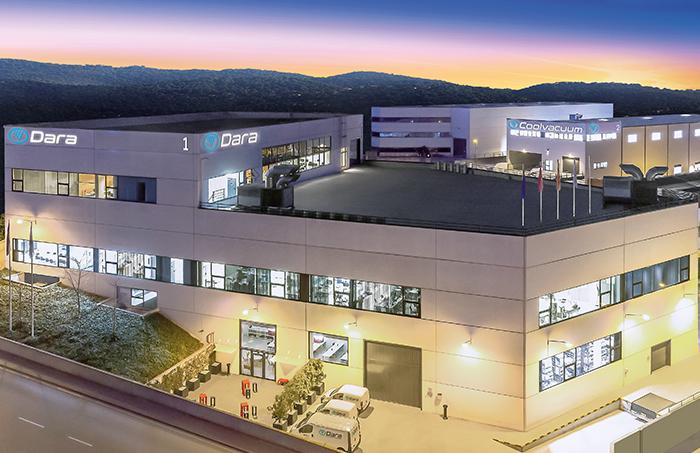 Coolvacuum Headquarters & Warehouse