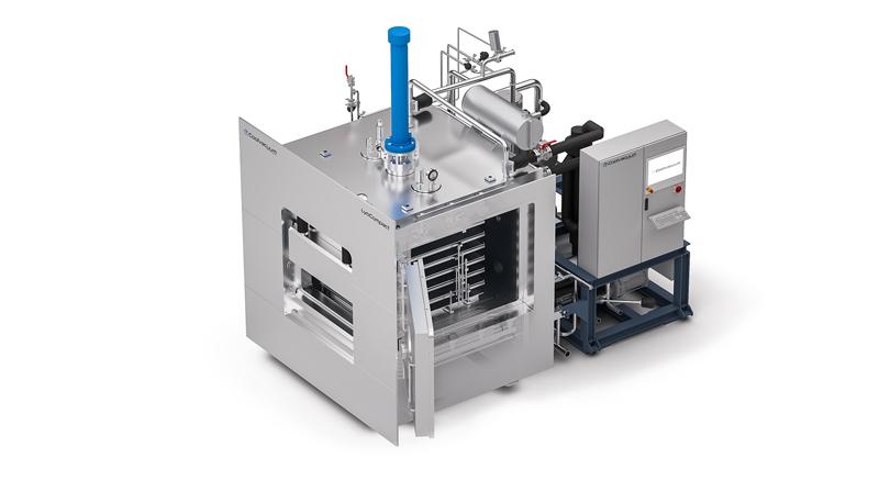 Production freeze dryers
