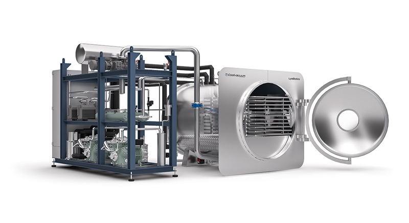 Freeze dryers for the probiotic and nutritional industry